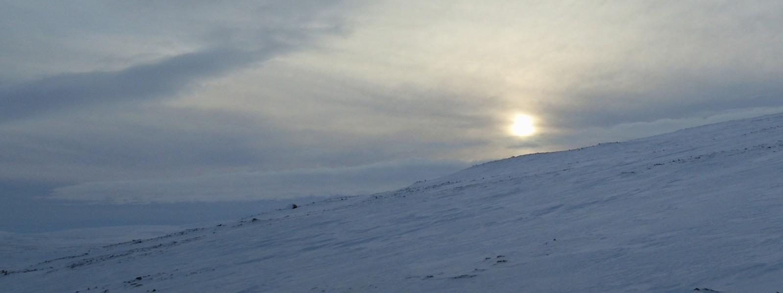 Кольский полуостров, Сейдозеро. Зимний поход